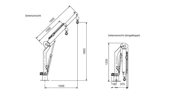 Swing Lift FV500